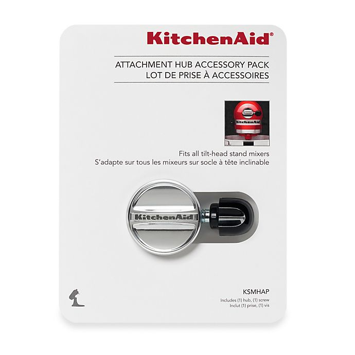 Alternate image 1 for KitchenAid® Stand Mixer Hub and Screw Attachment