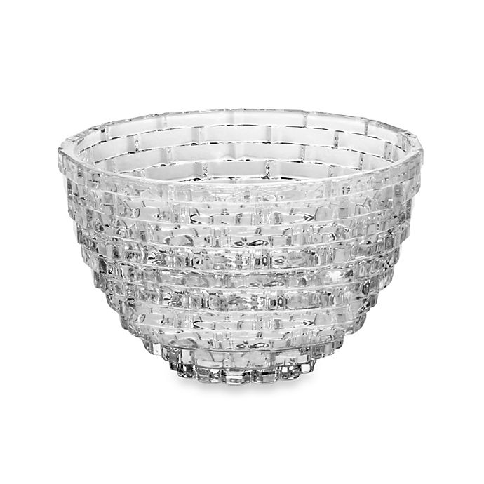 Alternate image 1 for Mikasa Palazzo Crystal 7-Inch Glass Bowl
