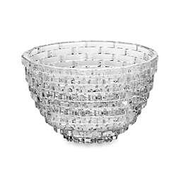 Mikasa Palazzo Crystal 7-Inch Glass Bowl
