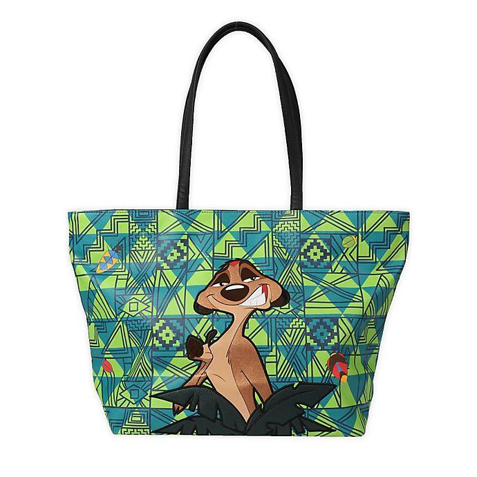 Alternate image 1 for Disney® Danielle Nicole Timon and Pumbaa Tote Bag