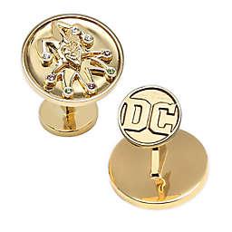 DC Comics™ Joker Gold-Plated Cufflinks