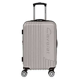 Cavalet Malibu 24-Inch Hardside Spinner Checked Luggage