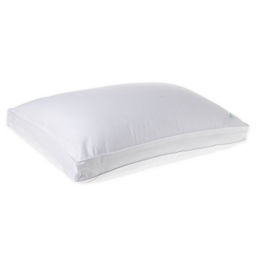 Alternate image 1 for Nestwell™ Down Alternative Density Firm Support Standard/Queen Bed Pillow