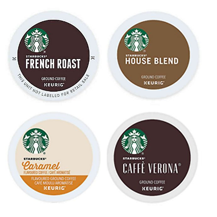 Alternate image 1 for Starbucks® Keurig® K-Cup® Pods Coffee Collection
