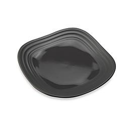 Mikasa® Swirl Square Appetizer Plate in Graphite