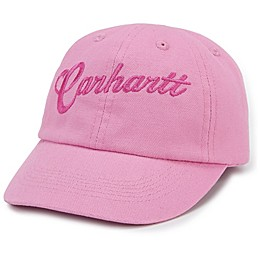 Carhartt® Script Hat in Rose