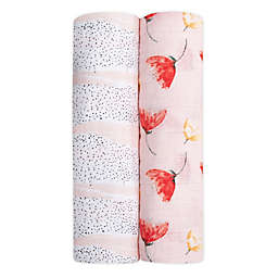 aden + anais 2-Pack Swaddle Blankets