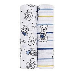 aden + anais essentials® 2-Pack Disney® Swaddle Blankets
