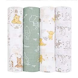 aden + anais essentials® 4-Pack Disney® Swaddle Blankets