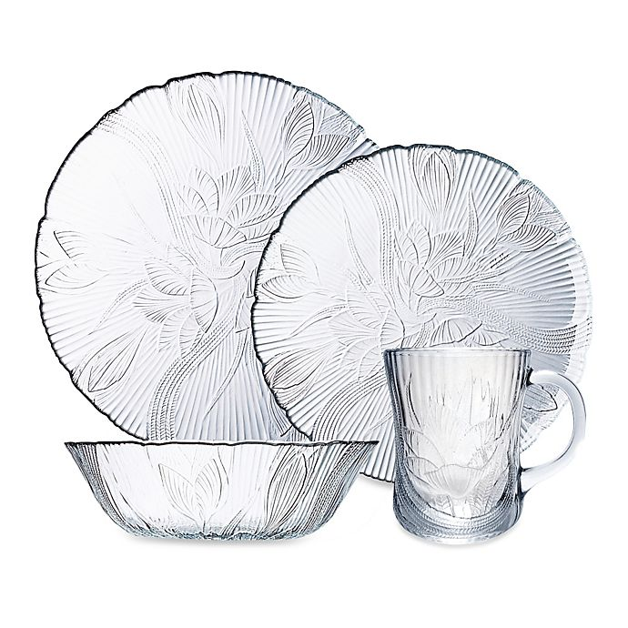 Alternate image 1 for Luminarc Canterbury Dinnerware Collection