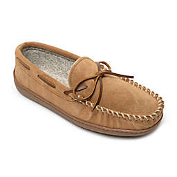 Minnetonka® Aaron Men's Trapper Slippers