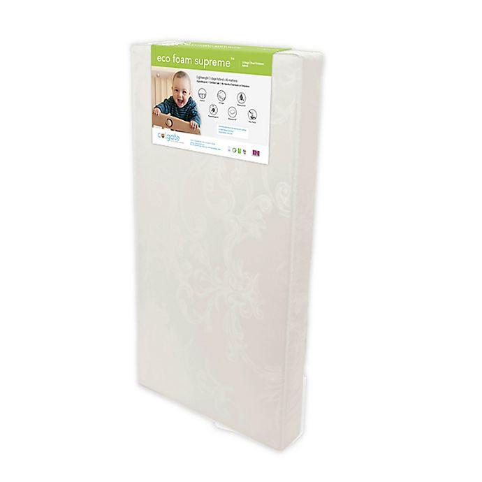Alternate image 1 for Eco Foam Supreme Crib Mattress by Colgate Mattress®