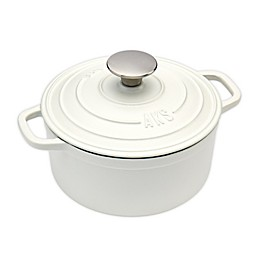 Artisanal Kitchen Supply® 2 qt. Enameled Cast Iron Dutch Oven