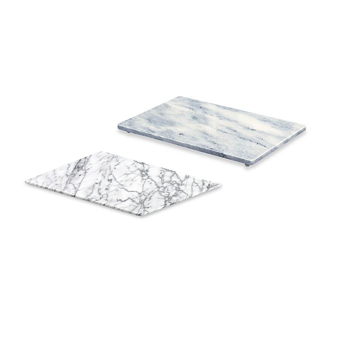 White Marble Cutting Board Bed Bath Amp Beyond