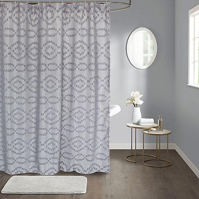 Alternate image 1 for Wamsutta® 72-Inch x 72-Inch Nantucket Shower Curtain