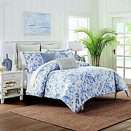 Coastal Living Sea Drift 3-Piece Comforter Set