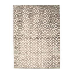 ECARPETGALLERY Impressions Woven Area Rug in Grey