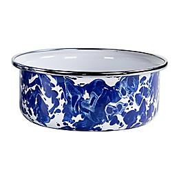 Golden Rabbit® Cobalt Swirl Soup Bowls (Set of 4)