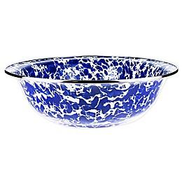 Golden Rabbit® Cobalt Swirl 4 qt. Serving Bowl