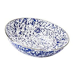 Golden Rabbit® Cobalt Swirl 5 qt. Serving Bowl