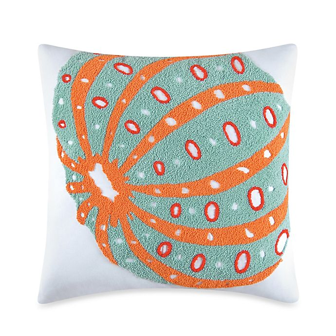 Alternate image 1 for Tufted Sea Urchin 18-Inch Square Throw Pillow