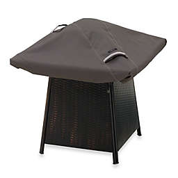 Classic Accessories® Ravenna Square Fire Pit Cover in Dark Taupe