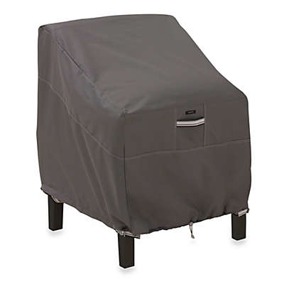 Classic Accessories® Ravenna Lounge Chair Cover in Dark Taupe