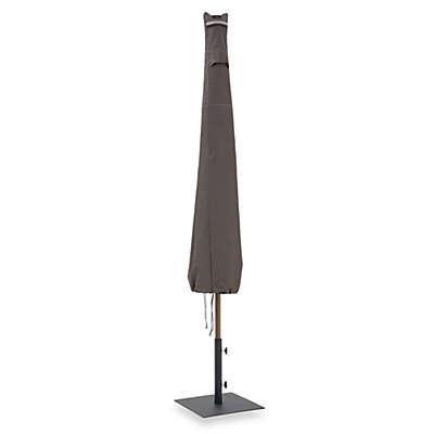 Classic Accessories® Ravenna Patio Umbrella Cover in Dark Taupe