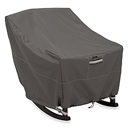 Classic Accessories® Ravenna Rocking Chair Cover in Dark Taupe