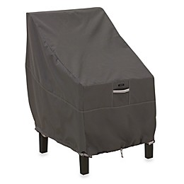 Classic Accessories® Ravenna Highback Chair Cover in Dark Taupe