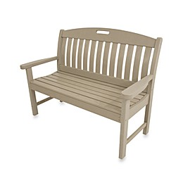 POLYWOOD® Nautical 52-Inch Bench