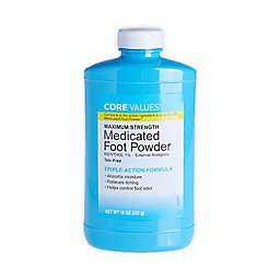 Harmon® Face Values™ Medicated Foot Powder
