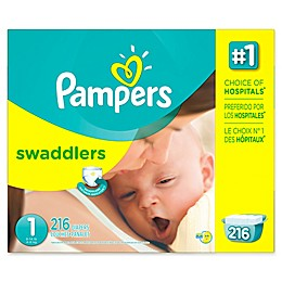 Pampers® Swaddlers™ Super Pack Diaper Collection
