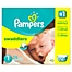 Part of the Pampers® Swaddlers™ Super Pack Diapers