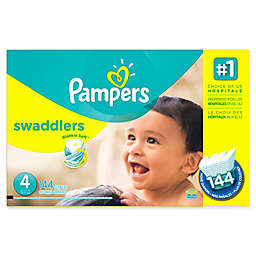 Pampers® Swaddlers™ 144-Count Size 4 Economy Pack Plus Diapers