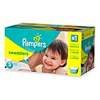 Pampers® Swaddlers™ 124-Count Size 5 Economy Pack Diapers