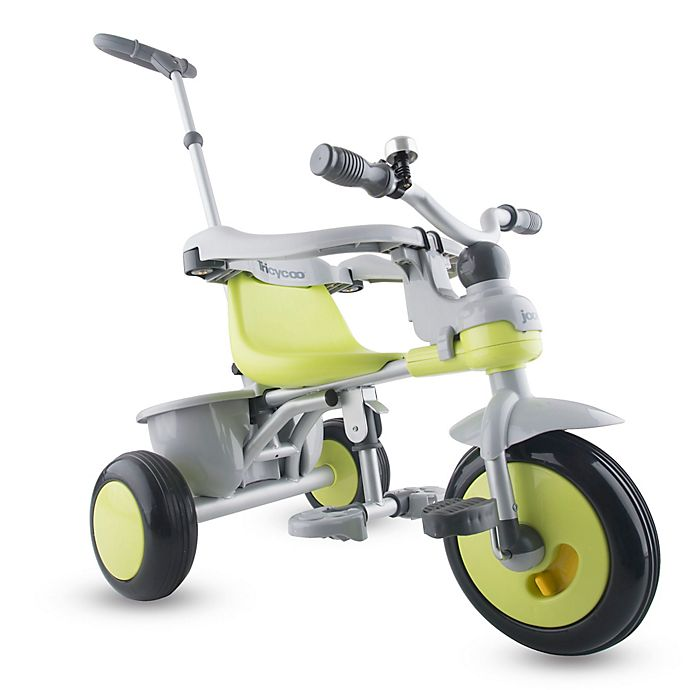 Alternate image 1 for Joovy® Tricycoo™ Tricycle in Green