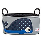 3 Sprouts Stroller Organizer in Whale