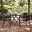 Part of the Crosley Palm Harbor 5-Piece Outdoor Cafe Dining Set
