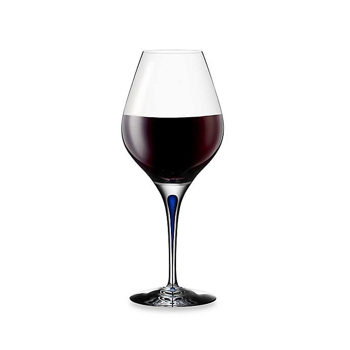 Alternate image 1 for Orrefors Intermezzo Blue Aroma Glass