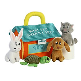 "Aurora World® ""What Pet Should I Get"" Plush Gift Set"