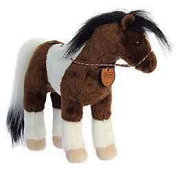 Aurora World® Breyer Clydesdale Horse Plush Toy in Dark Brown