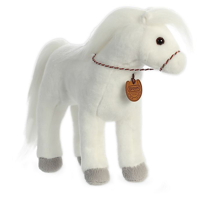 Alternate image 1 for Aurora World® Breyer Arabian Horse Plush Toy in White