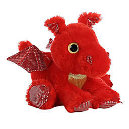 Aurora World® Sparkle Tales Dragon Plush Toy in Sizzle Red