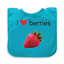 green sprouts® Aqua Berries Favorite Food Absorbent Bib