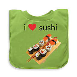green sprouts® Sushi Favorite Foods Absorbent Bib