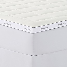 Brookstone® BioSense™ 3-Inch Foam Reversible Mattress Topper