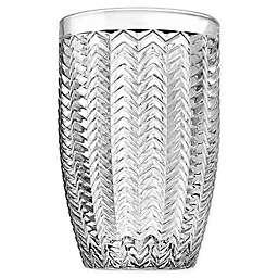 Godinger Chevron Highball Glass