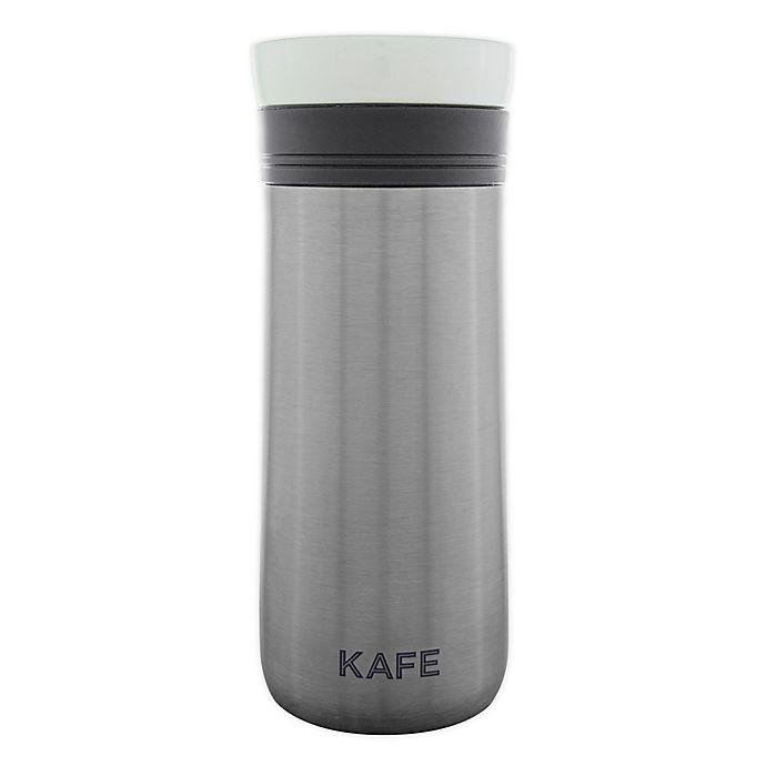 Alternate image 1 for Kafe Kona 12 oz. Insulated Tumbler