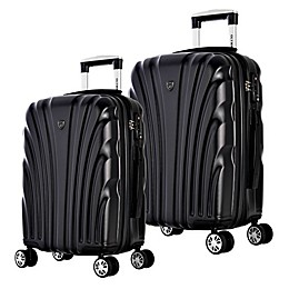 Olympia® USA Vortex Hardside Spinner Checked Luggage